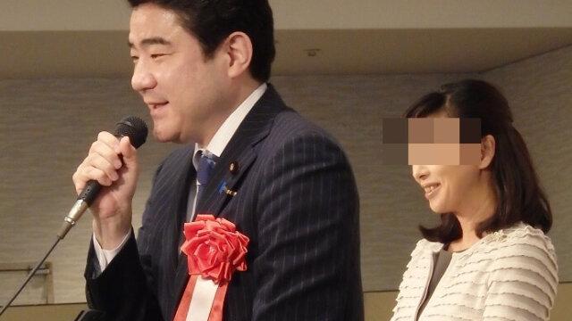 【顔画像】野上浩太郎の嫁・真美子はどんな人?3人の子供も調査