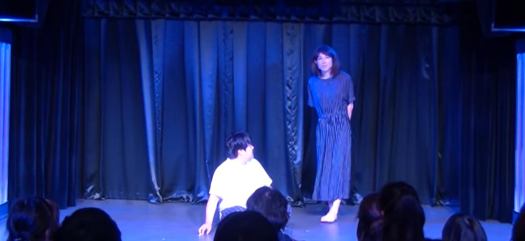 空気階段・水川かたまりの女装ネタ「花火」