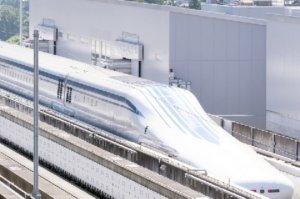 リニア中央新幹線の建設工事