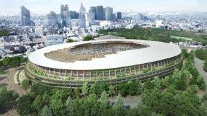 菅官房長官の利権が絡む?新国立競技場の建設