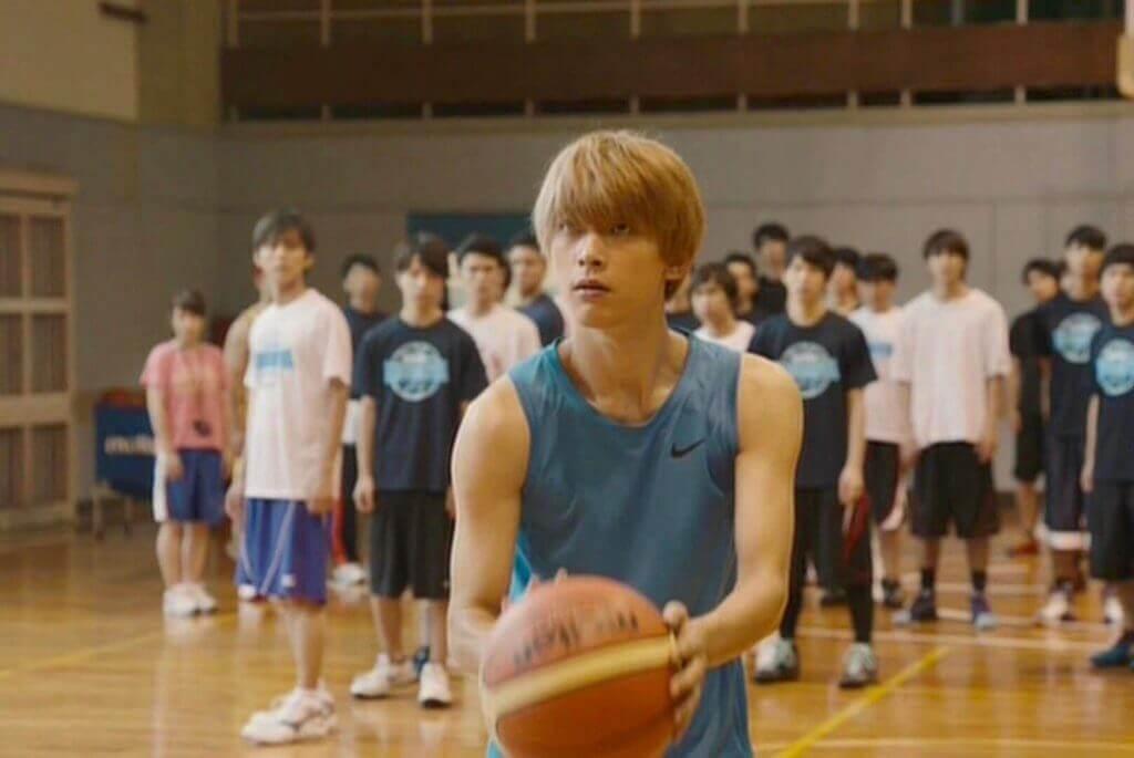 吉沢亮の筋肉美が見られる作品 ドラマ『バスケも恋も、していたい』