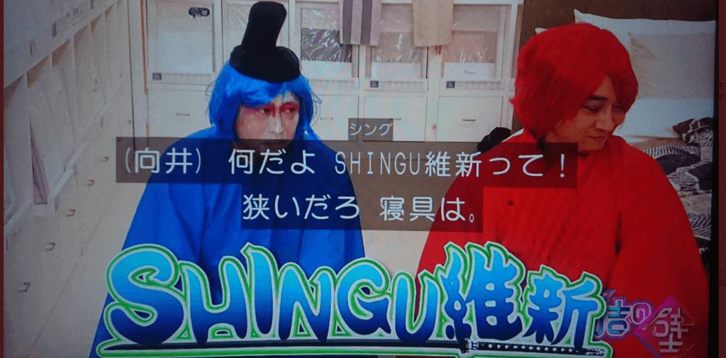 SHINGU維新