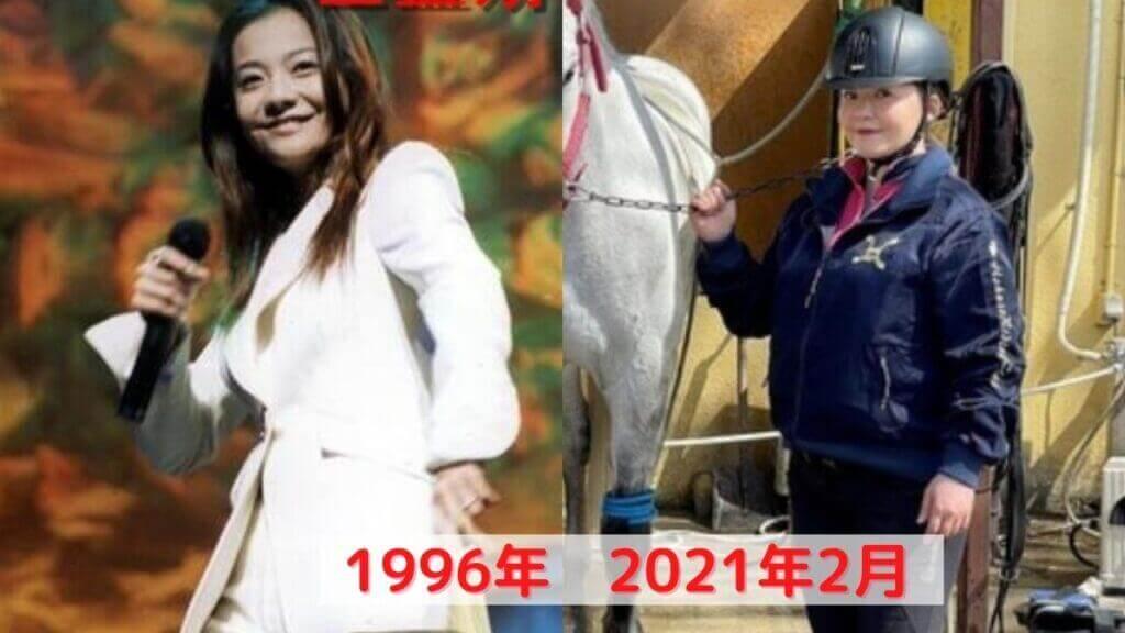 華原朋美の昔と現在を比較