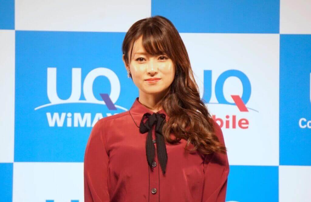 深田恭子の笑顔が不自然?