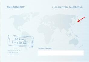修正されたエンハイフングッズの世界地図