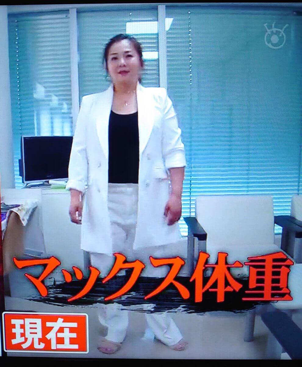 華原朋美の2021年現在の体重は?