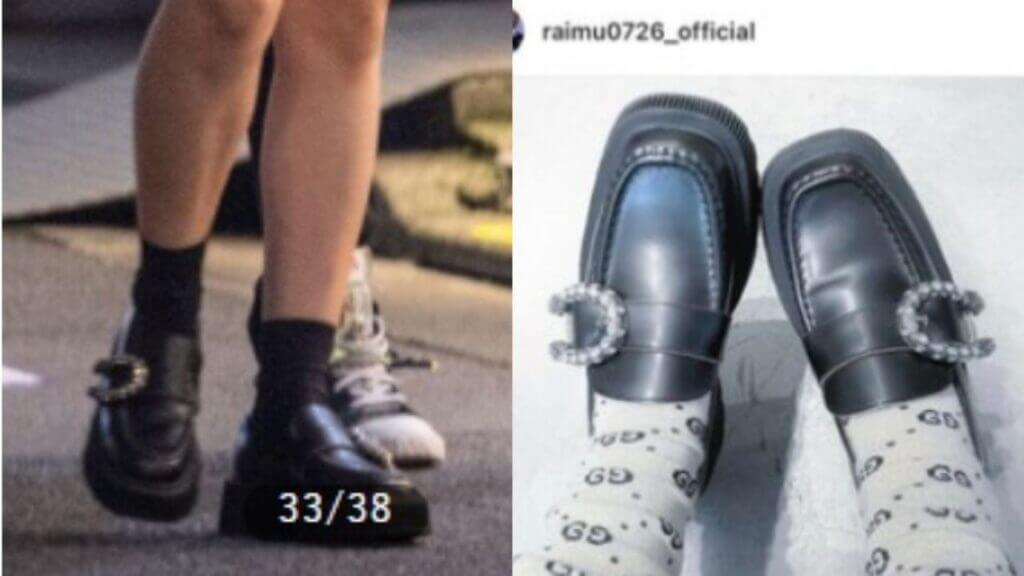 RADWIMPS桑原彰の不倫相手A子が多屋来夢と噂される理由 靴が一致