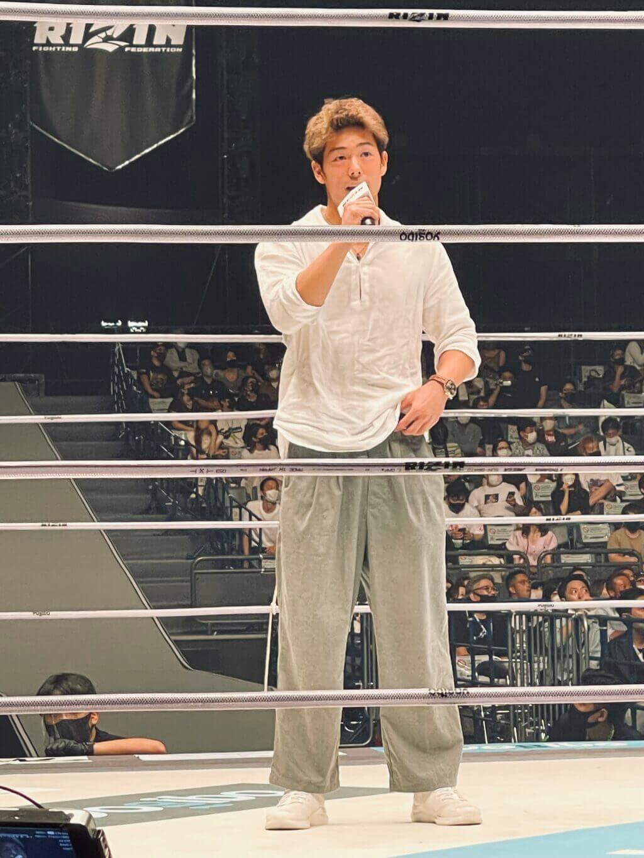 三浦孝太(三浦知良の次男)の格闘技の経験や実績は?