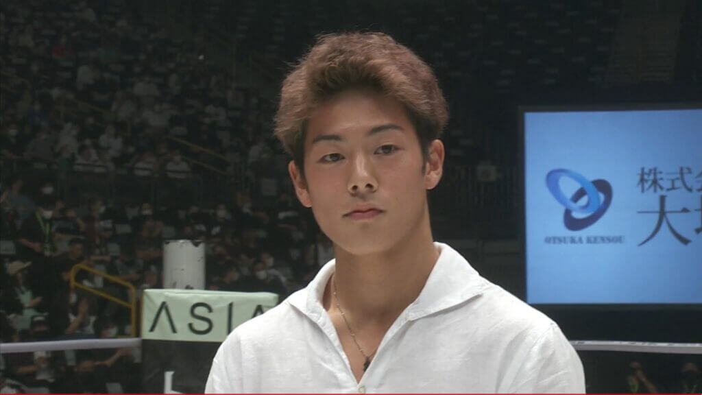 三浦孝太(三浦知良の次男)は親の七光りで格闘技RIZINデビューと話題