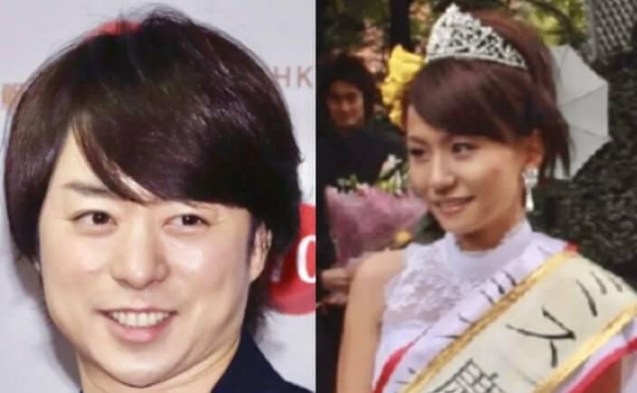 櫻井翔の結婚相手の嫁は誰?顔画像は?高内三恵子と噂される4つの理由